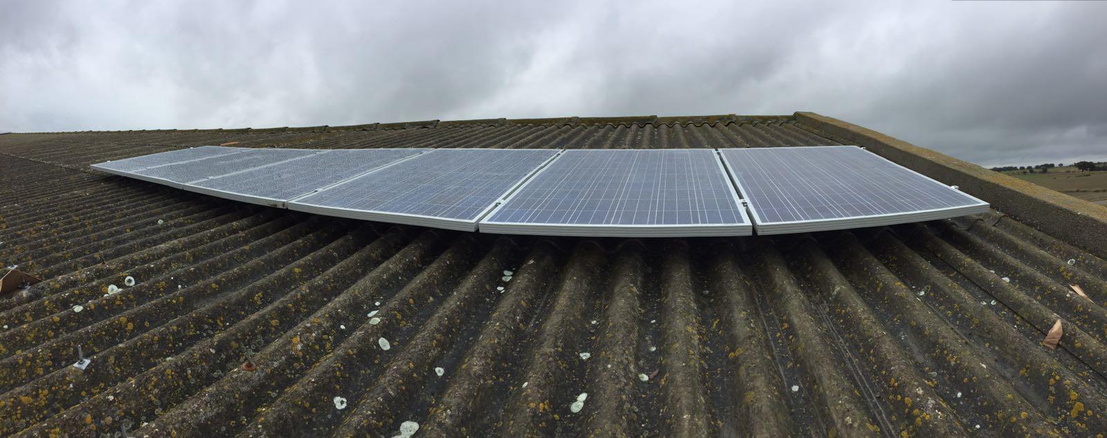 Energías renovables Toledo
