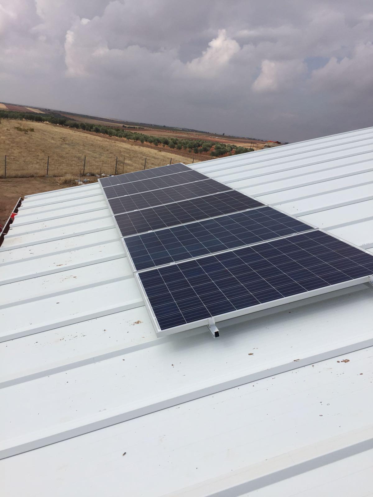 Instalaciones fotovoltaicas Toledo